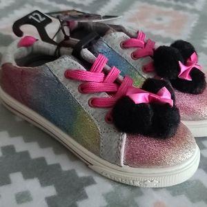 Disney Minnie Mouse No tie shoes